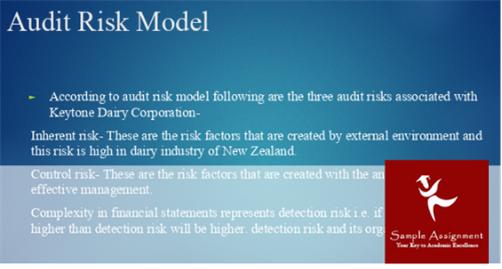 audit test sample online