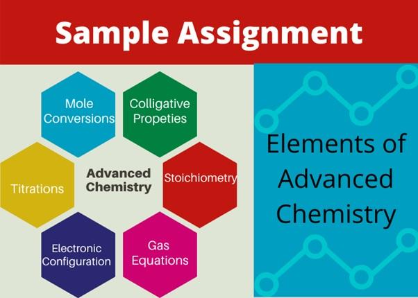 Advanced Chemistry Homework Help
