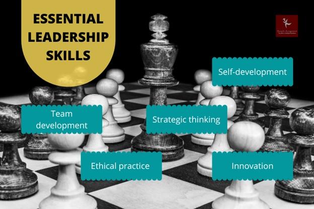 essentials leadership skills