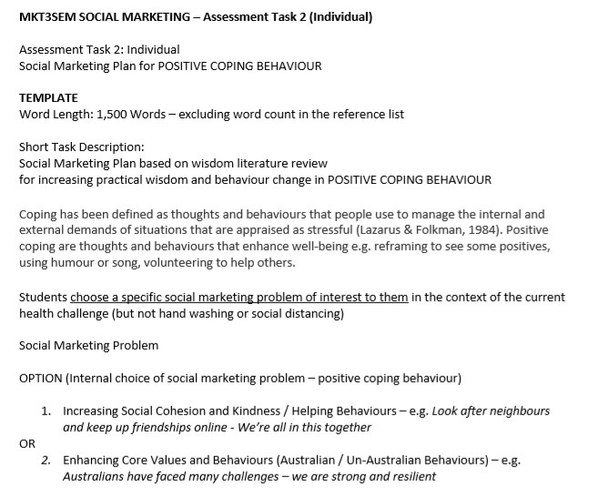 Marketing Homework Help USA