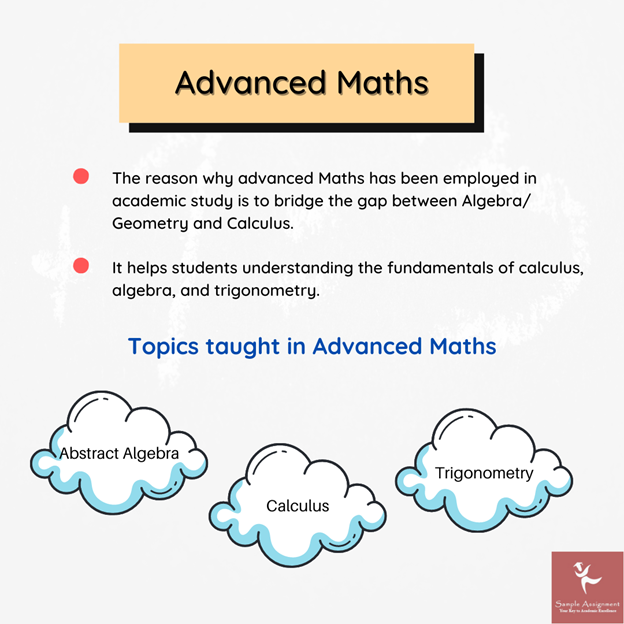 advanced math homework help