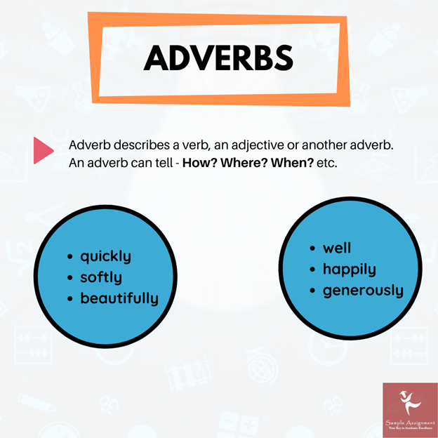 adverbs homework help