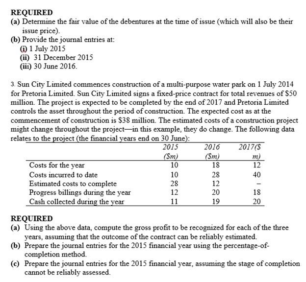 amortization homework question sample