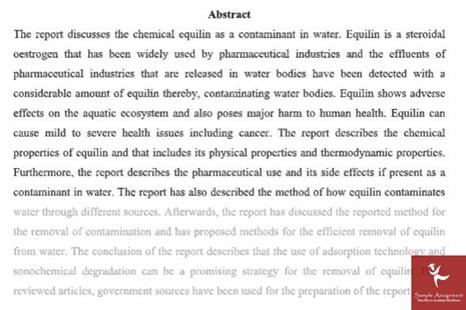 ap chemistry homework sample