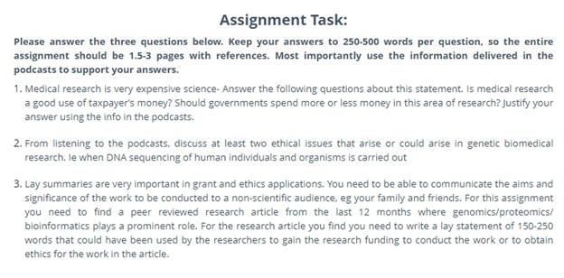 biotechnology homework experts