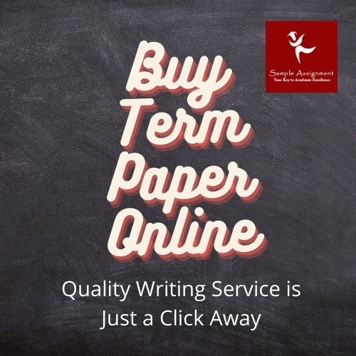 buy term papers online