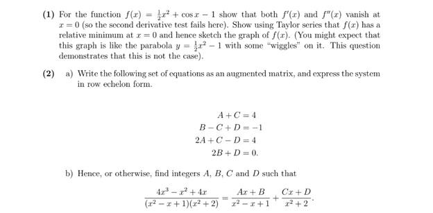 calculus assignment help online