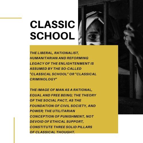 classical school of criminology essay