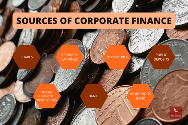 sources of corporate finance