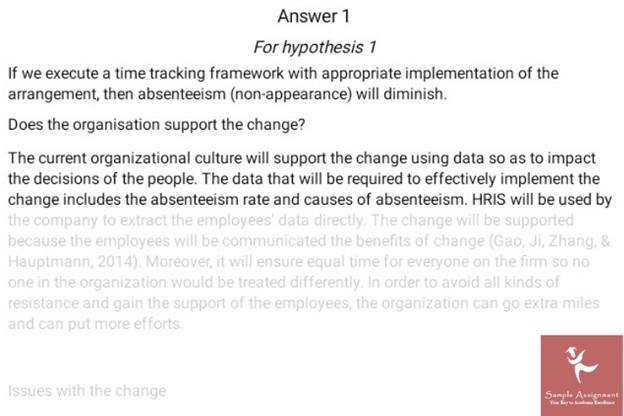 do my human resource management homework