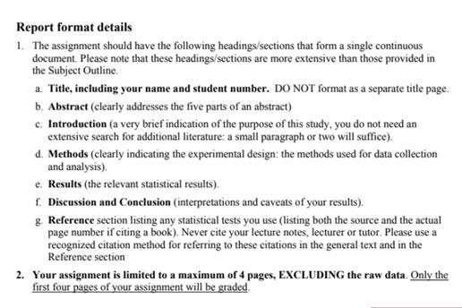 ecology homework experts