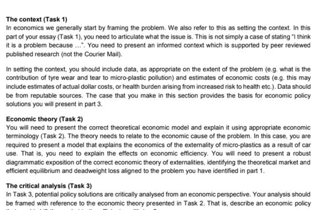 economics homework help canada