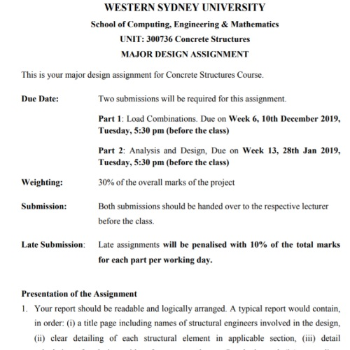 engineering coursework writing service