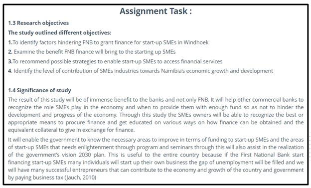 financial management homework experts