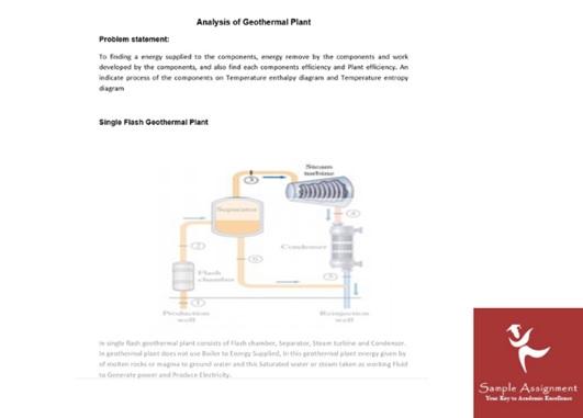 geothermal energy daigram