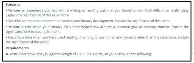 grade 12 essay assessment task help