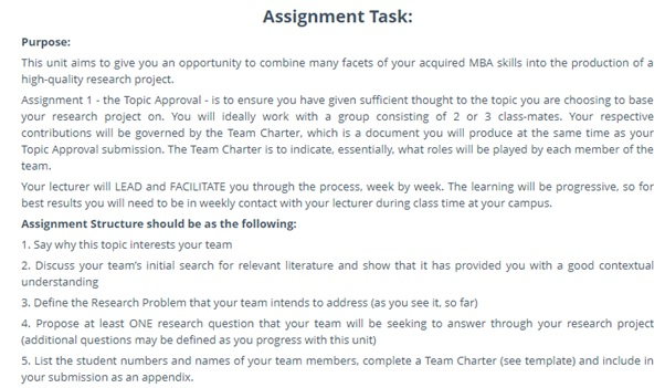 help with business research homework