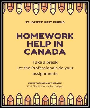 homework help in canada