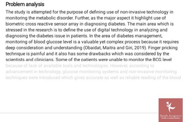 medical dissertation sample