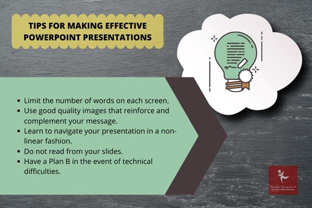 powerpoint presentation homework help