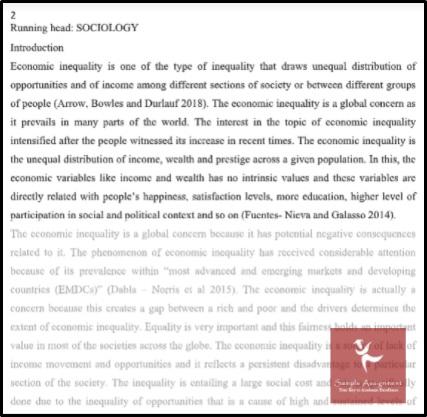 sociology thesis homework