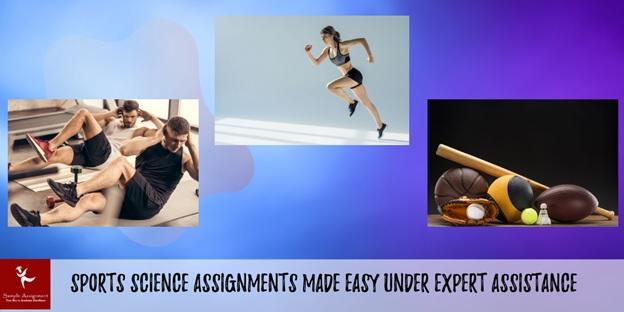 sports science essay help