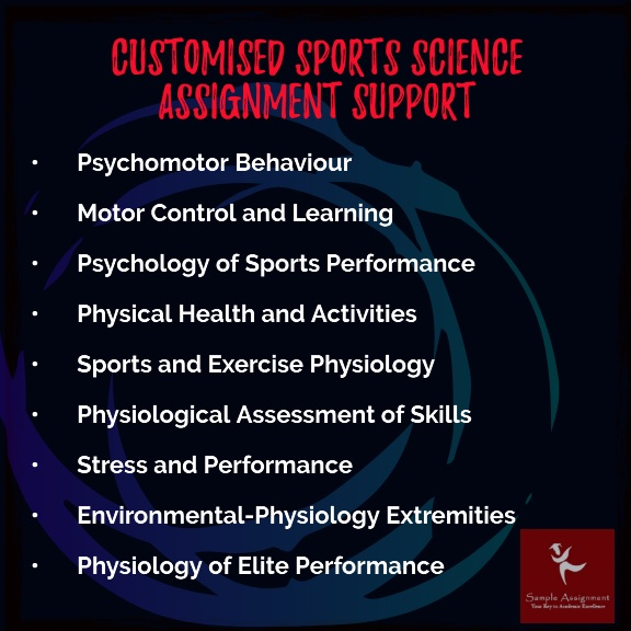 sports science report assignment