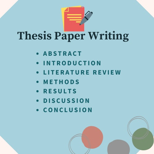 thesis paper writing canada