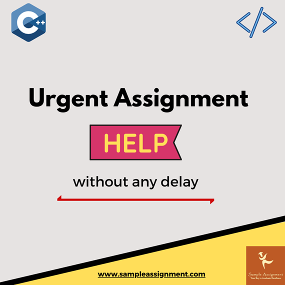 urgent programming assignment help