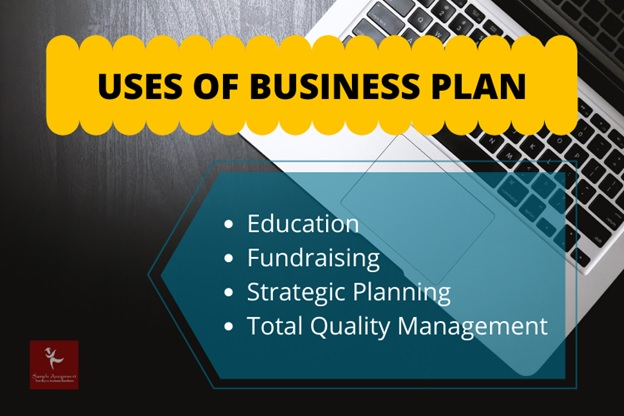 uses of business plan