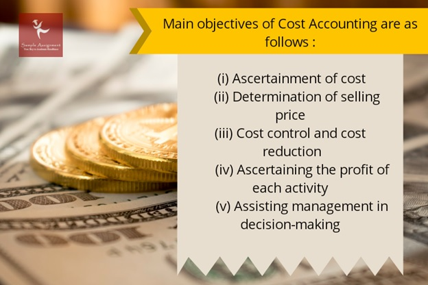 cost accounting help