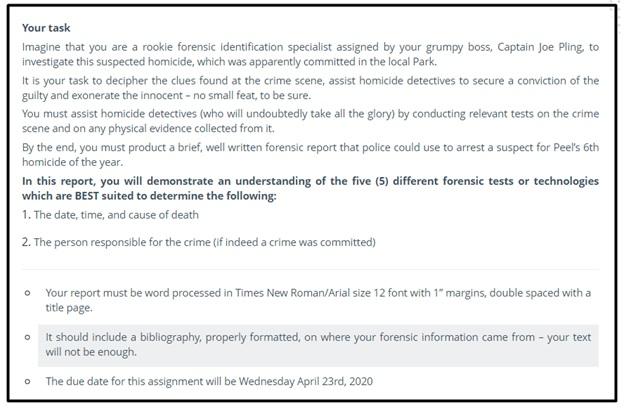 criminology dissertation question