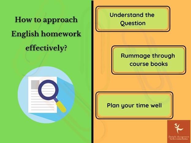 english homework
