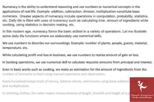 geometry homework sample online