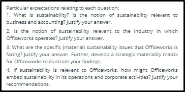 accounting for sustainable management assignment experts