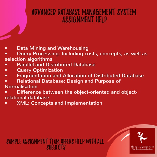 advanced database management