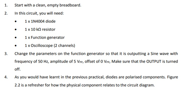 analog electronics assignment question