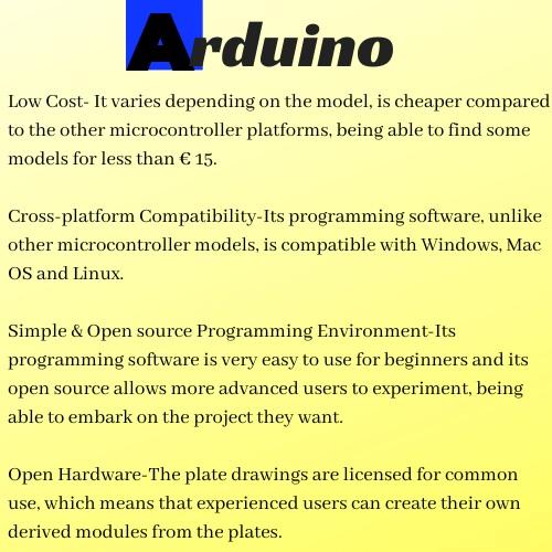 Arduino assignment help