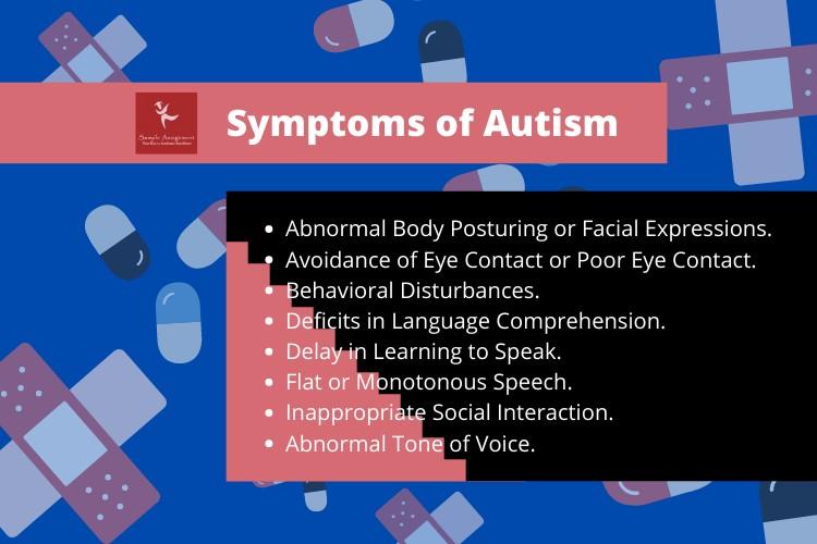 autism nursing assignment help