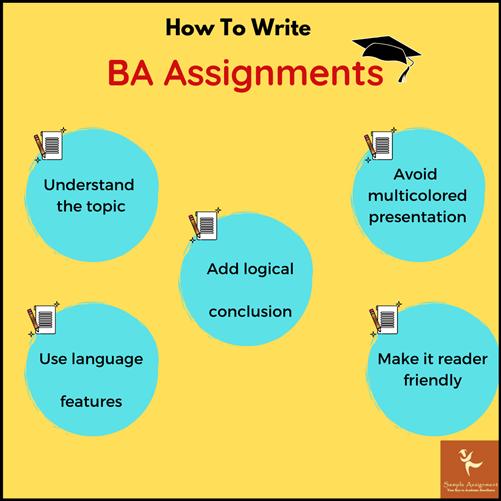 ba assignment help