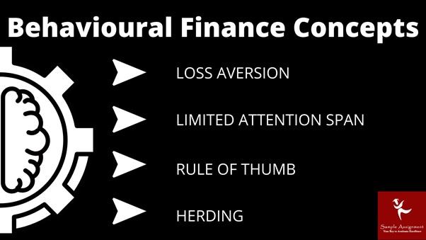 behavioural finance assignment experts