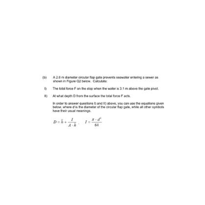 bernoullis equation assignment online