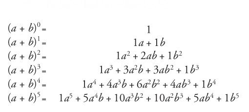 binomial theorem assignment