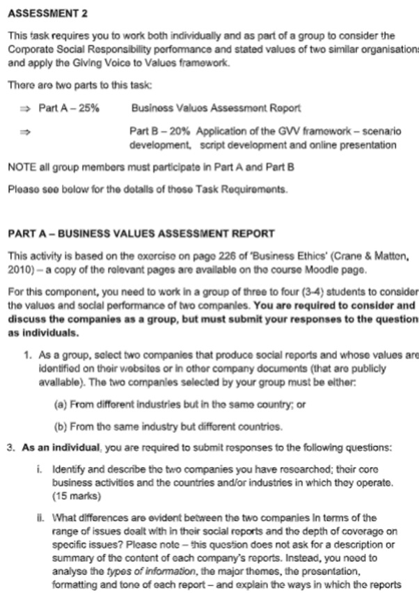 business case study help