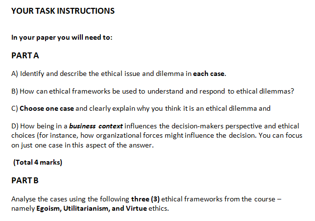 business law assignment example