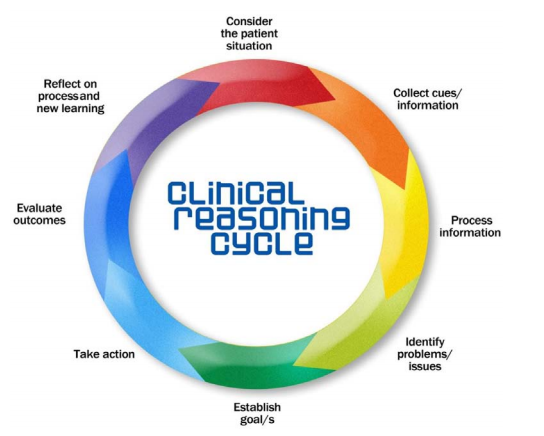 Clinical Reasoning Cycle