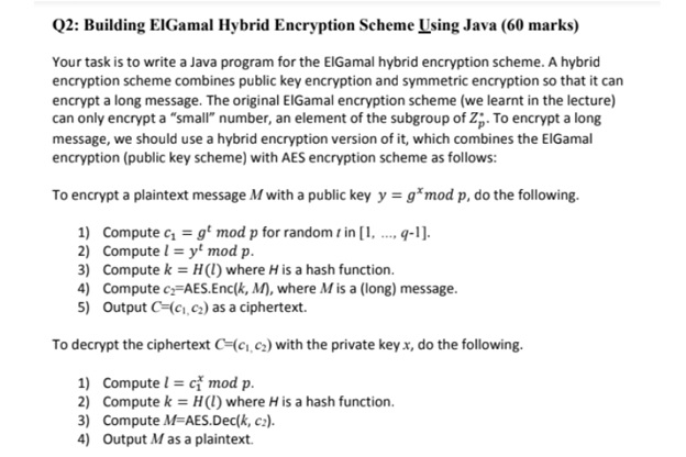 computer security assignment