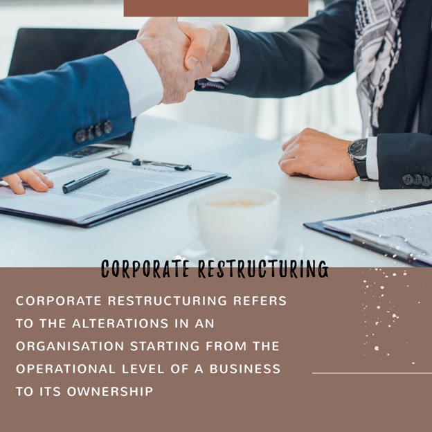corporate restructuring assignment