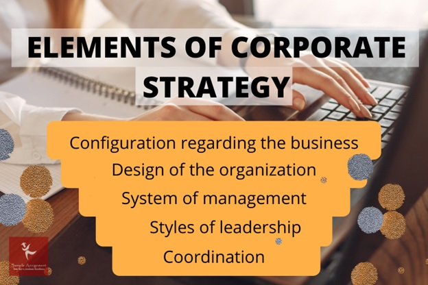 corporate strategy assignment help