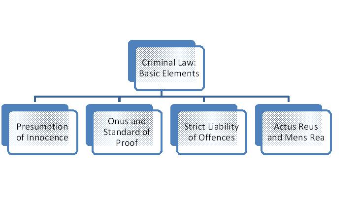 criminal law basic elements